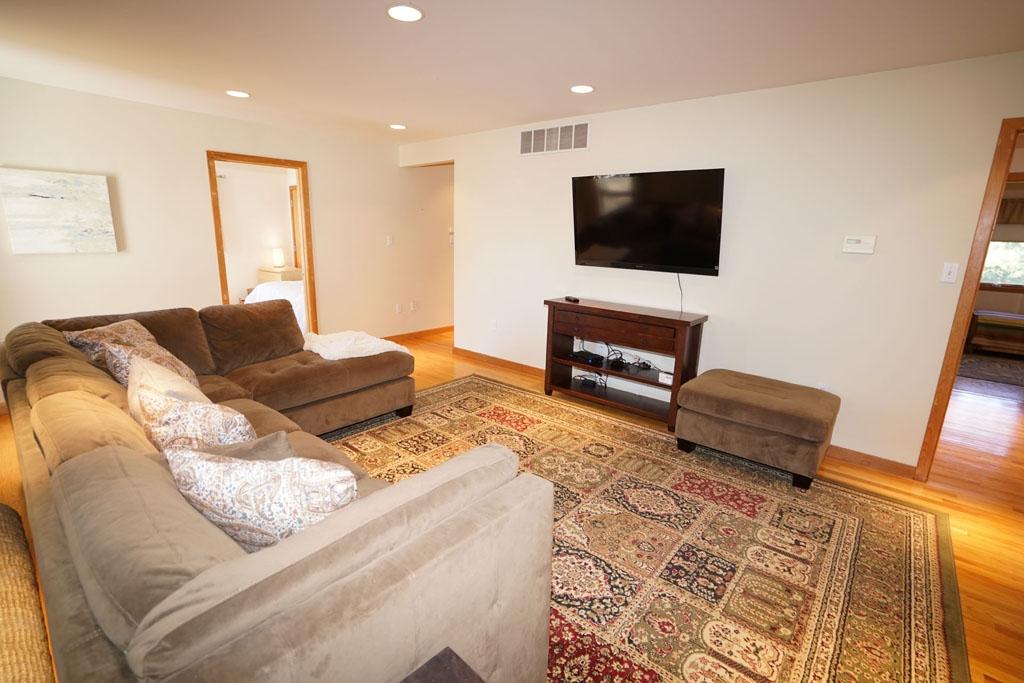 Lower Living Area