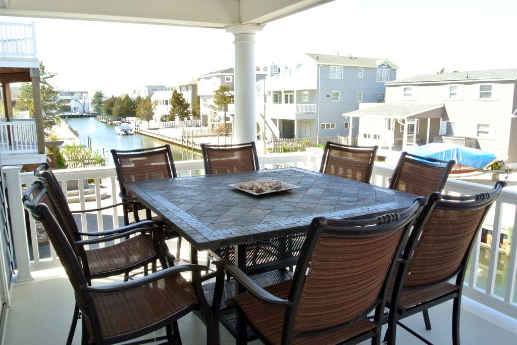 Deck off Dining Area