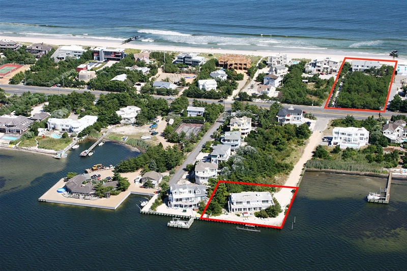 Oceanfront Tract and Bayfront