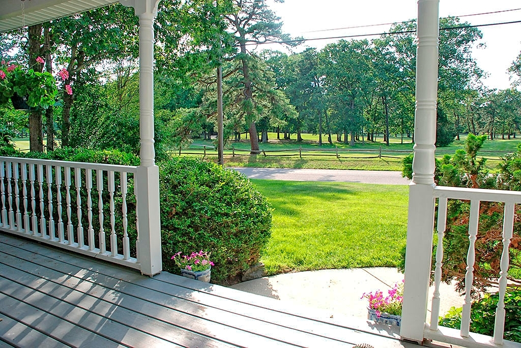View from Front Porch