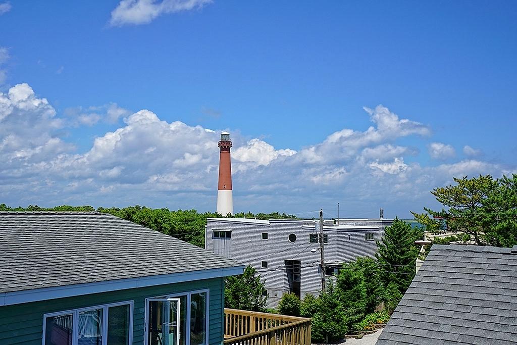 View of Ol' Barney